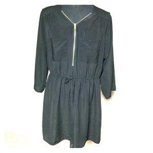 Rue 21 Black Lightweight 2X Dress